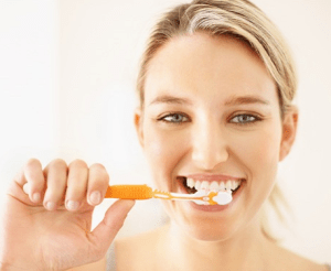 five things to do to get whiter teeth